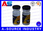 China 10ml Vial Steroid Bottle Labels Custom Private Label Design And Printing factory