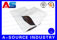 China Heat Seal Custom Printed Resealable Aluminum Foil Packaging Bags SGS ISO 9001 factory