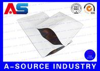 China Heat Seal Custom Printed Resealable Aluminum Foil Packaging Bags SGS ISO 9001 factory