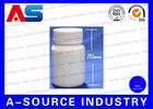 China 60ml PE Capsule Plastic Pill Bottles 70mm * 27mm With Protection Sensitive Seal factory