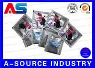 China Customized Heat Sealed Aluminum Foil Pouch Oral Jelly Foil Bag Standing Up factory