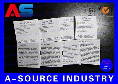 Steroid Pharmacy Paperfly Custom Leaflet Folded Leaflet