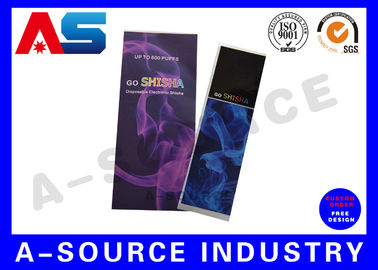 China Holographic Rolled Custom E Liquid Labels For e Cig Juice Bottles With Different Flavors distributor