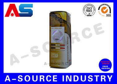 China Custom Paper Hologram e Cigarette Kits Drink Boxes For Smoking Oil distributor