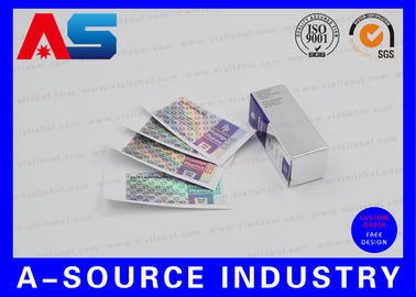 China Hologram Adhesive Stickers Label And Box With Custom New Company Name distributor