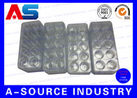Medicine Plastic Blister Packaging To Install 2ml Vials Matching Hgh Boxes